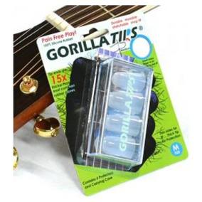 Protector De Dedos Para Guitarristas, Pequeño Gt101clr
