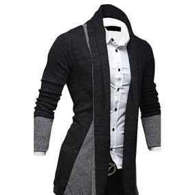 Invierno Nuevos Hombres Casual Cardigan Suéteres