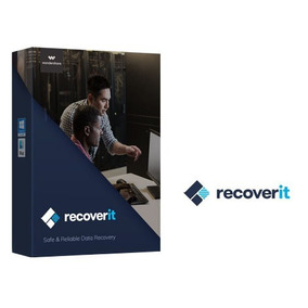 Wondershare Recoverit - Data Recovery Software