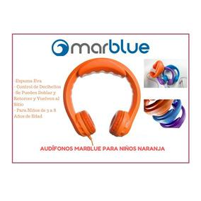 15% Off Audífonos Marblue Para Niños Naranja Headfoams