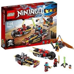 Lego Ninjago 70600 Persecución En La Moto Ninja