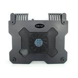 Base Para Portatil Usb Aluminio Ventilador Cooler Lsy-pc99