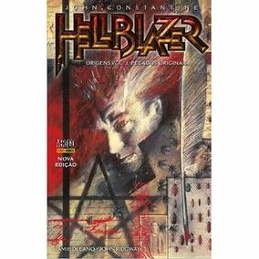 Hq Hellblazer - Origem Vol.1-pecados Originais