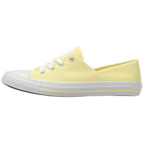 zapatillas converse amarillas chile