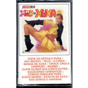 K7 Xuxa - Xegundo Xou Da Xuxa - Fita Nova,lacrada!!!