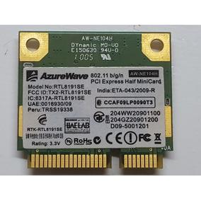 MSI CR600 Notebook AW-NE785H WLAN Drivers