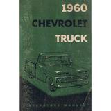 Manual Propietario Chevrolet Apache 1960-1966 Pdf