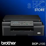 Impresora Brother Dcp-j100 + Cartuchos Tinta Continua