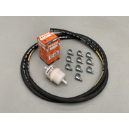 Tonella - Kit Linha De Combustível Fusca Carburação Simples
