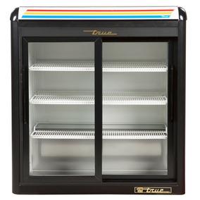 Refrigerador Exhibición De Mostrador Marca True Gdm-9-ld