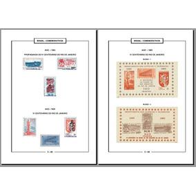Álbum Selos Comemorativos Do Brasil 1961-1980 (pdf) Vol. 2