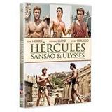 Hércules, Sansão E Ulysses Dvd Pietro Francisci