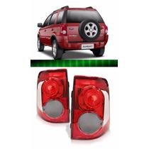 Lanterna Traseira Fumê Ford Ecosport 2008 09 10 11 12
