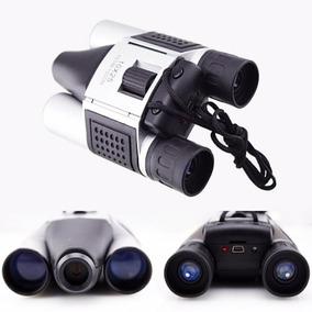 Binóculo Espião Câmera Digital Filma E Fotografa