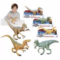 Dinosaurios Jurassic World Velociraptor Original Hasbro