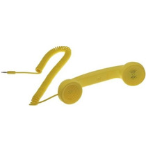 Unión Nativo Auténtico Auricular Pop Retro Para Iphone, Ipa