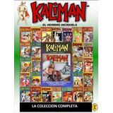 Kaliman : El Hombre Increible (coleccion Completa) Pdf (dvd)