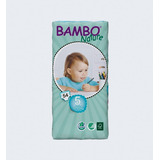 Pañales Ecológicos- Bambo Nature- Junior Tall/12 A22k /denda