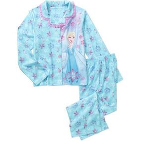 Pijama Blusa Pantalon Frozen Talla 10-12 Años