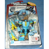 Transformers Generations Idw Deluxe Nighbeat Nuevo
