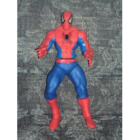 Figura Grande Spiderman Hombre Araña Super Heroes Gigantes