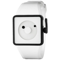 Lindo Relógio Nixon Newton Branco A116 100 !