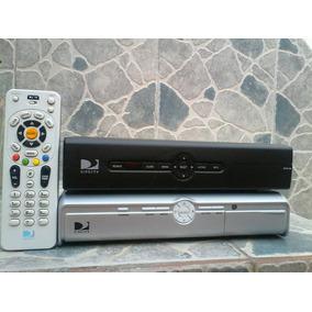 Decodificador Directv Con Controles Y Antena