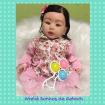 Boneca Bebê Reborn***pronta Entrega*** Confira As Fotos
