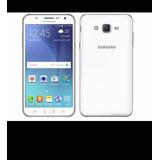 Celular Samsung Galaxy J7 Estado 10/10 Blanco Un Mes De Uso
