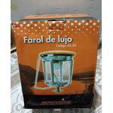 Farol Con Jaula 500 Bujías P/microgarrafas, C/detalle