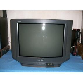 Vendo Tv Sony Trinitron 21