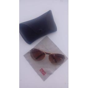 93836c9bfa243 Oculos Ray Ban Caçador Banhado A Ouro - Óculos no Mercado Livre Brasil