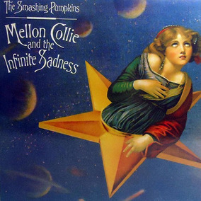 Smashing Pumpkins 1995 Mellon Collie And Infinite Lp Triplo