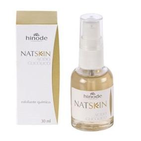 Hinode Nat Skin Ácido Glicólico 6% 30ml - Pronta Entrega