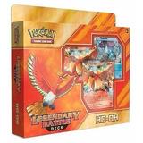 Pokemon Deck Mazo Legendario Ho Oh Oferta Nuevo Envio Gratis