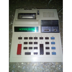 Calculadora Electrónica Sharp Modelo El-1166