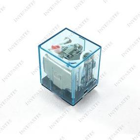 Relevador Industrial Encapsulado 11pin 10a Ly3nj 3 Varios V