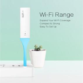 Amplificador Flexible Portatil Router Wifi Repetidor Antena