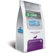 Ração Farmina Vet Life Urinary Ossalati Cães Ad 10kg Pett