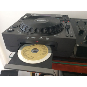 Cd Players Gemini Cdj 210-el Par