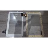 Tela Touch Genesis Gt 7204 Gt 7240 Tablet 7 Branco Sem Logo
