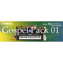 700 Ritmos Gospel Yamaha Modelos Psr Psre Dgx + 3 Mil Midis!