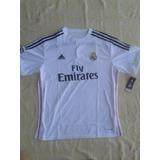 Franela Real Madrid Cristiano Ronaldo Talla Xl Caballero