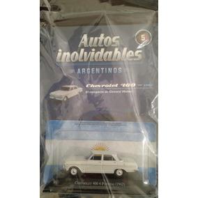 Autos Inolvidables - Salvat - Nro 5 - Chevrolet 400