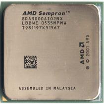 Micro Amd Sempron 64 3000+ (socket 754) 1800 Mhz + Cooler