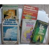 Libros Paquete De Cinco Libros Aventura Acción Romance