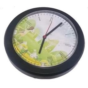 98800ea532e Relógio De Parede Analógico 24 Horas Decoracao Relogios - Relógios ...