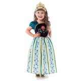 Hasta Vestuario Pequeñas Aventuras Escandinava Princesa Vest