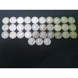 Mercury Dime (10 Centavos) 0.900 Plata