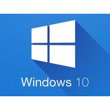 Licencia Windows 10 Home / Pro 32/64 Bit